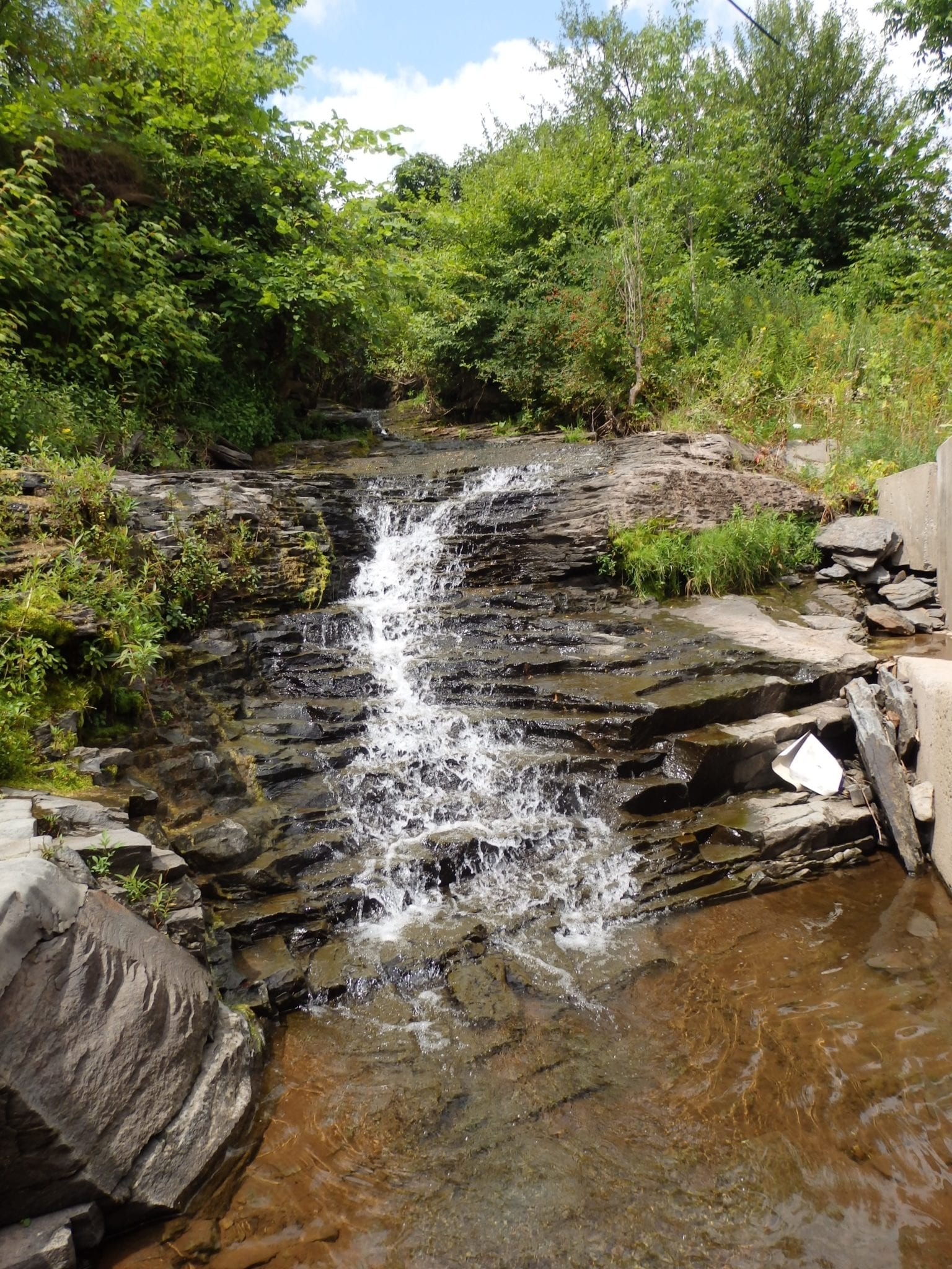 Trenton Falls Scenic Trail 2017 Spring and Fall Dates