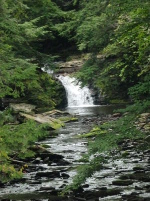 Bakers Falls – Boonville
