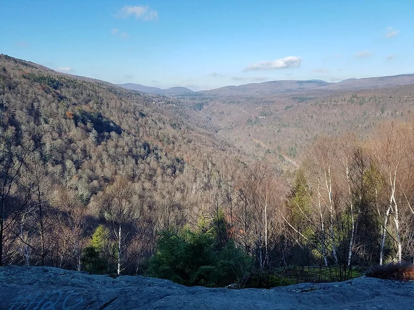 Delaware Wild Forest, Russell Brook – 2 Waterfalls