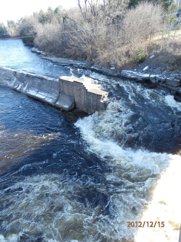 Grease Falls – Harrisville, St. Lawrence
