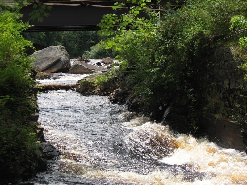 Harrigans Falls – South Wales, Erie
