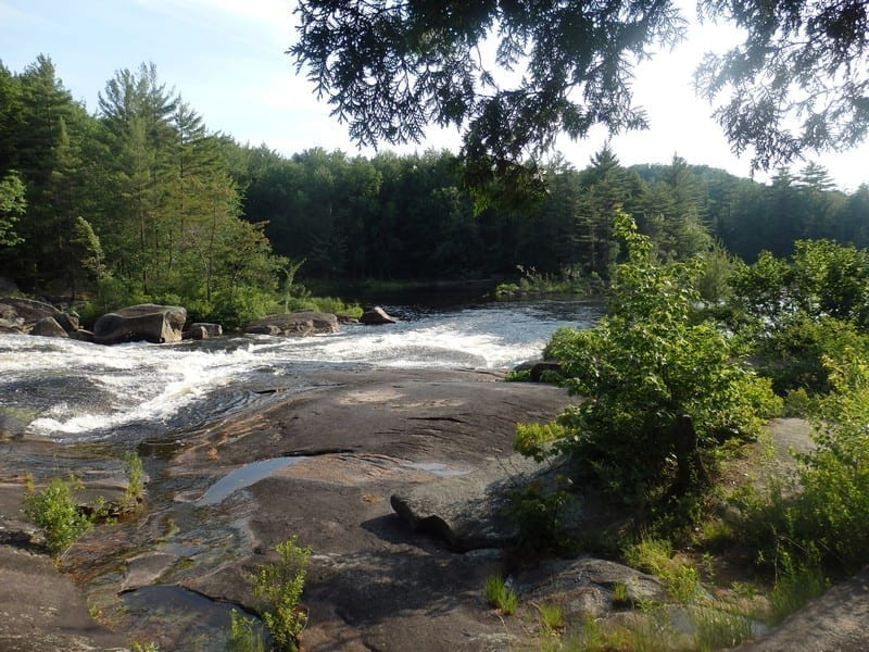 Tebo Falls – Colton, Town of, St. Lawrence