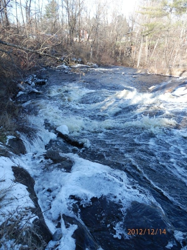 Nevele Falls #1 (possibly #2 as well) – Ellenville, Ulster