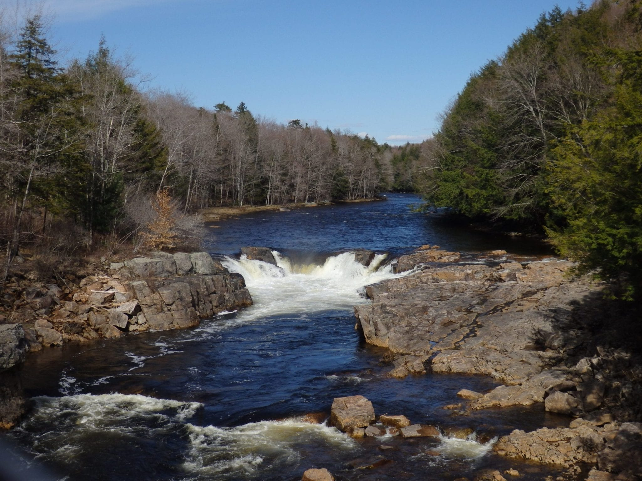 Willowemoc Creek, Falls on Tributary To #1 – Rockland, Town of, Sullivan