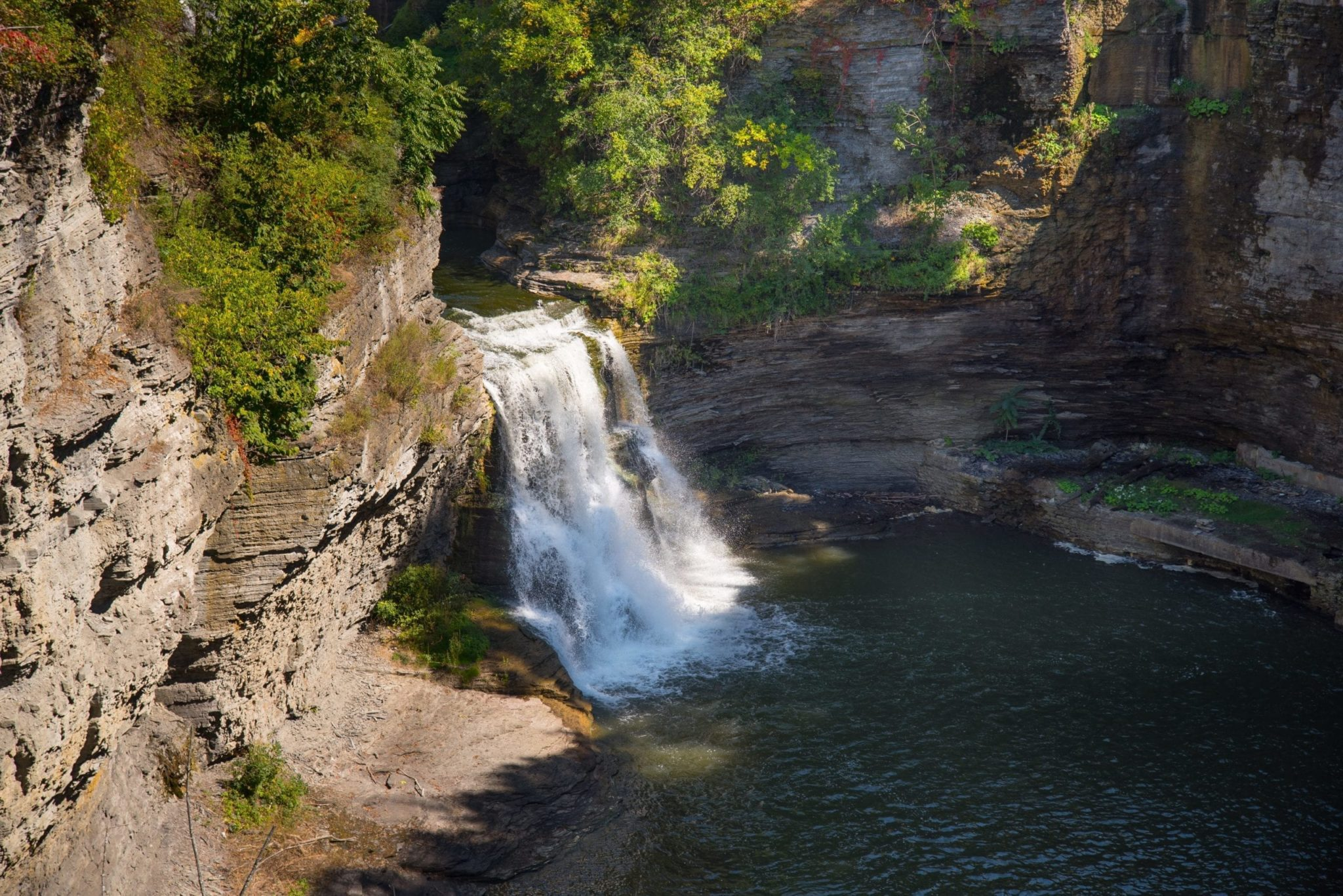 Tributary Falls – Cuyler, Town of, Cortland