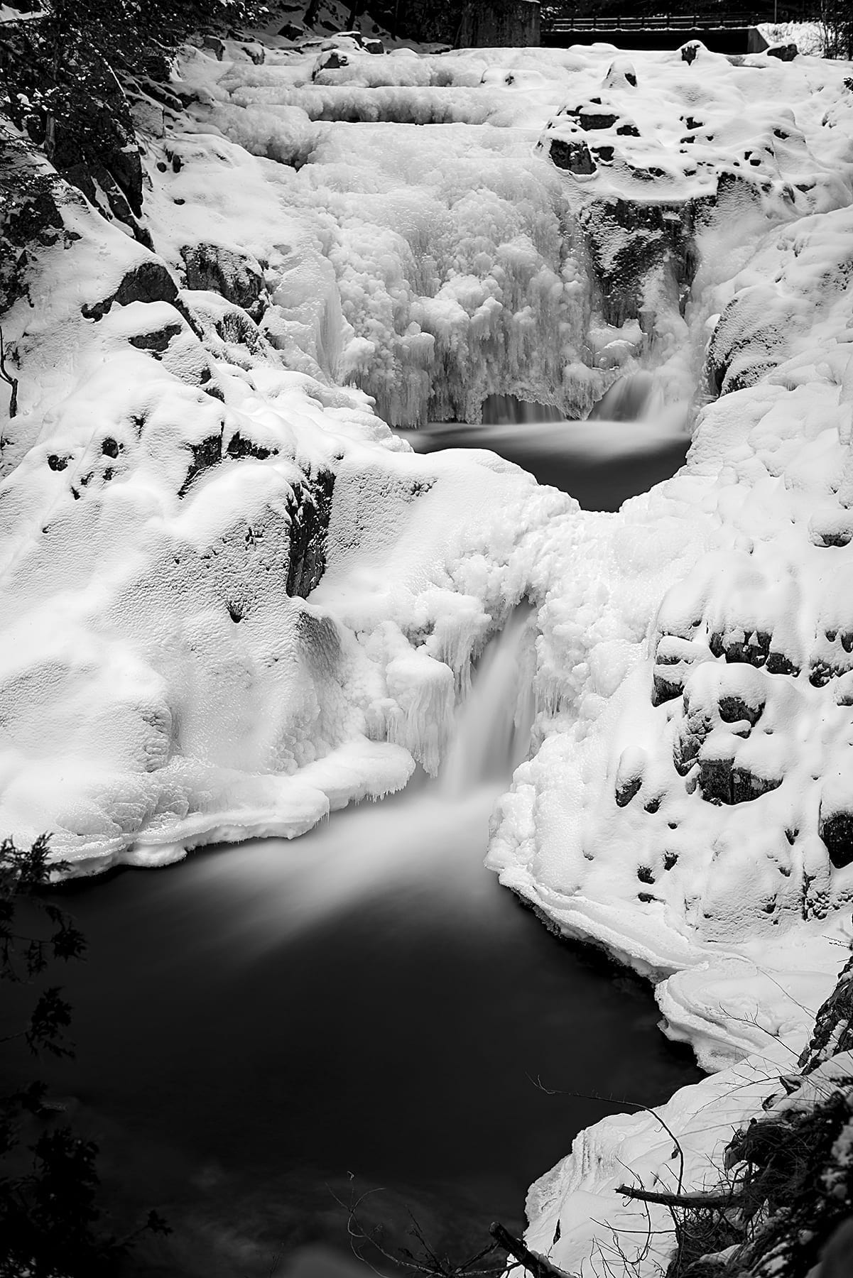 Waterfall Wednesday Clickety Click Jan. 13th 2021